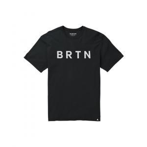 Tričko Burton BRTN SS TRUE BLACK