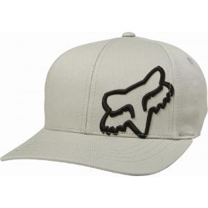 Kšiltovka Fox Youth Flex 45 Flexfit Hat Steel Grey