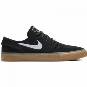 Boty Nike SB ZOOM JANOSKI RM black/white-black-gum light brown