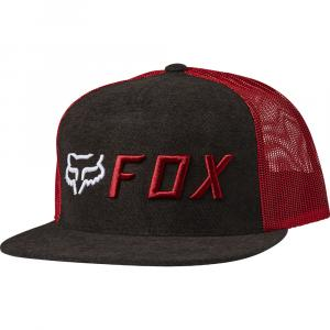 Kšiltovka Fox Apex Snapback Hat Black