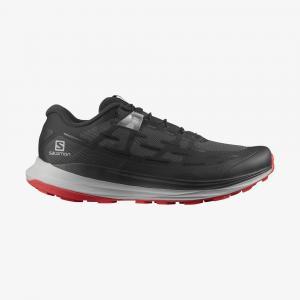 Běžecké boty Salomon ULTRA GLIDE Black/Alloy/Goji Berry