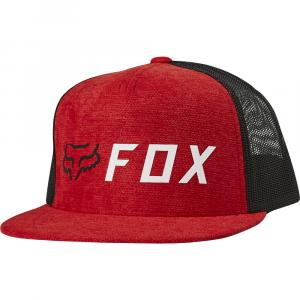 Kšiltovka Fox Apex Snapback Hat Chilli
