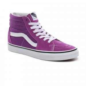 Boty Vans SK8-Hi dewberry/true white