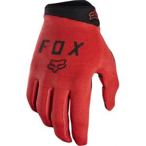 Cyklistické rukavice Fox Ranger Glove Bright Red
