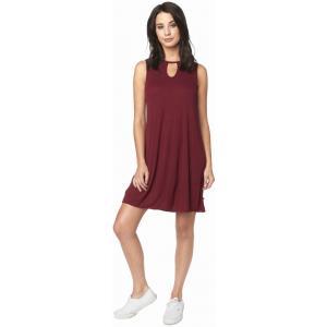 Šaty Fox Bay Meadow Dress Cranberry