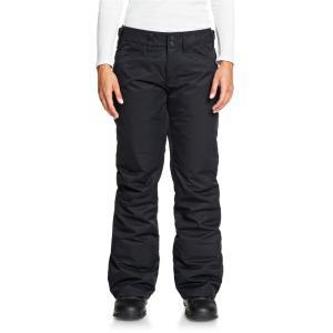 Snowboardové kalhoty Roxy BACKYARD PT TRUE BLACK