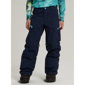 Snowboardové kalhoty Burton EXILE CARGO PT DRESS BLUE