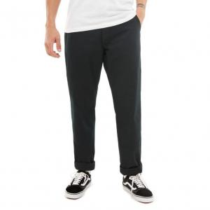 Kalhoty Vans AUTHENTIC CHINO PANT Black