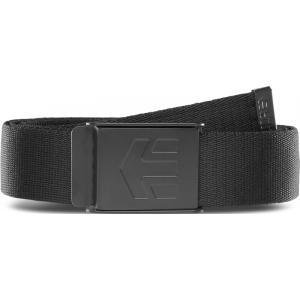 Pásek Etnies Staplez Belt BLACK/BLACK