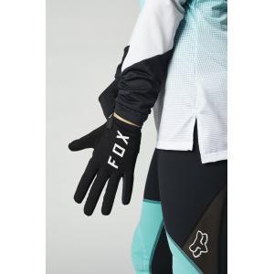 Cyklistické rukavice Fox W Ranger Glove Gel Black