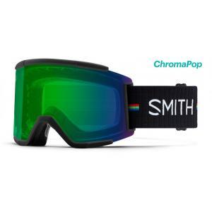 Lyžařské brýle Smith SQUAD XL        AC LOUIF PARADIS CP ED GRN MIR