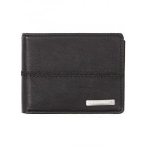 Peněženka Quiksilver STITCHY 3 BLACK BLACK