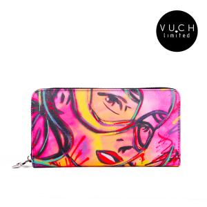 Peněženka Vuch Superw Růžová