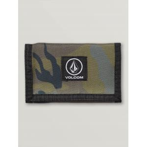 Peněženka Volcom Box Stone Wallet Camouflage