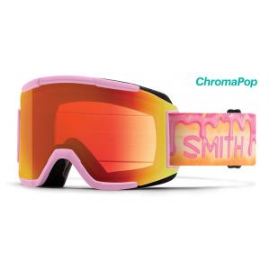 Lyžařské brýle Smith SQUAD Gus Kenworthy ChromaPop Everyday Red Mirror