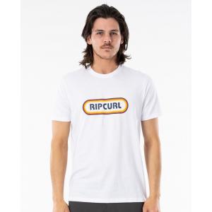 Tričko Rip Curl SURF REVIVAL HEY MUMA TEE  Optical White