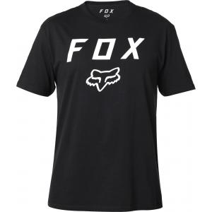 Tričko Fox Legacy Moth Ss Tee Black