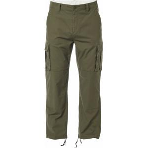 Kalhoty Fox Recon Stretch Cargo Pant Olive Green
