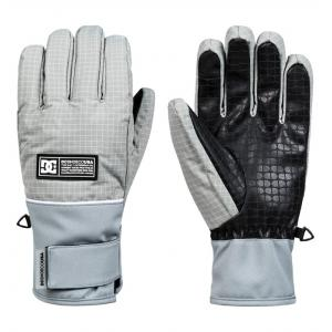 Rukavice DC FRANCHISE SE GLOVE NEUTRAL GRAY