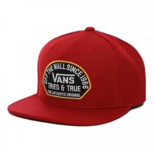 Kšiltovka Vans AUTHENTIC OG SNAPBACK Chili Pepper