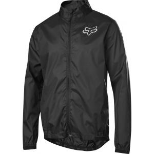 Bunda na kolo Fox Defend Wind Jacket Black