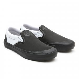 Boty Vans BMX Slip-On DAK BLACK/WHITE