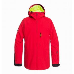 Zimní bunda DC RETROSPECT Jkt RACING RED
