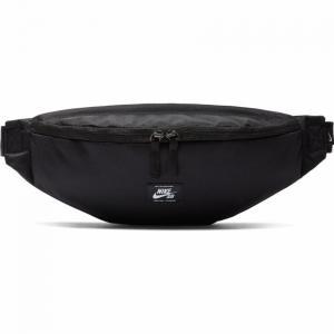 Ledvinka Nike SB HERITAGE HIP PACK-WOVEN black/black/white