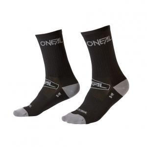 Ponožky Oneal ICON V.22 Black/Gray