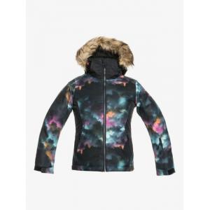 Zimní bunda Roxy JET SKI GIRL JK TRUE BLACK PENSINE