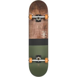 Skateboardový komplet Globe Half Dip 2 Complete -8.0FU Dark Maple/Hunter Green