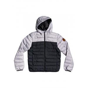 Zimní bunda Quiksilver SCALY MIX YOUTH BLACK
