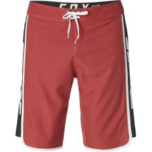 Koupací šortky Fox Race Team Stretch Boardshort Rio Red