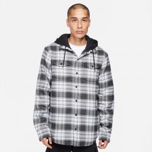 Košile Nike SB PADDED FLANNEL black/black