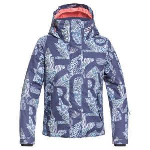 Zimní bunda Roxy JETTY GIRL JK CROWN BLUE_FREESPACE GIRL