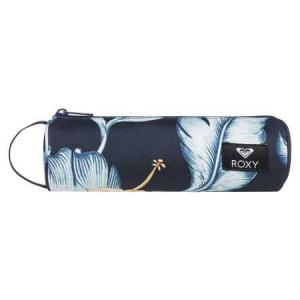 Pouzdro Roxy OFF THE WALL ANTHRACITE TROPICAL LOVE S