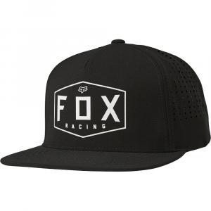 Kšiltovka Fox Crest Snapback Hat Black