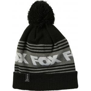 Čepice Fox Frontline Beanie Black
