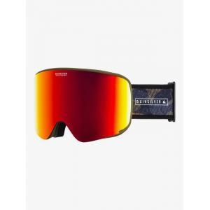 Lyžařské brýle Quiksilver SWITCHBACK MILITARY OLIVE GPS POINT