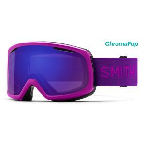 Lyžařské brýle Smith RIOT            FUCHSIA CP ED VLT MIR