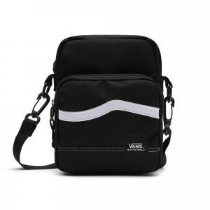 Taška Vans CONSTRUCT SHOULDER BAG Black/White