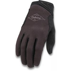 Cyklistické rukavice Dakine WOMEN'S SYNCLINE GLOVE BLACK