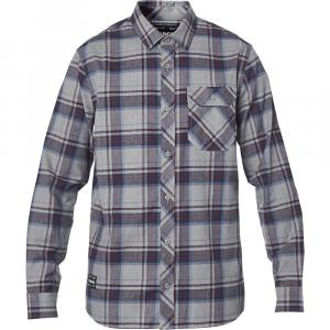 Košile Fox Gamut Stretch Flannel Heather Graphite