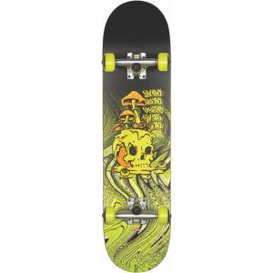 Skateboardový komplet Globe G1 Nature Walk Black/Toxic Yellow