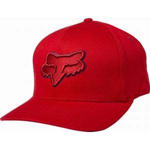 Kšiltovka Fox Epicycle Flexfit Hat Chilli