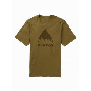 Tričko Burton CLASSIC MTN HGH SS MARTINI OLIVE