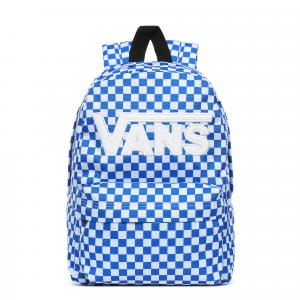 Batoh Vans NEW SKOOL BACKPACK BOYS VICTORIA BLUE