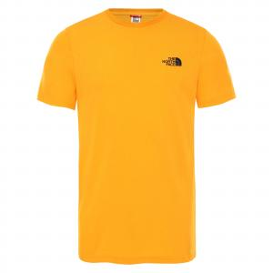 Tričko The North Face S/S SIMPLE DOME TEE SUMMIT GOLD