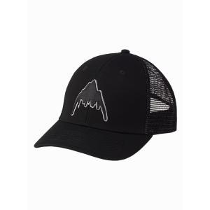 Kšiltovka Burton HARWOOD CAP TRUE BLACK