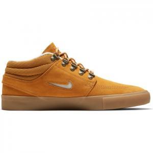 Boty Nike SB ZM JANOSKI MID RM PRM chutney/white-chutney-gum light brown